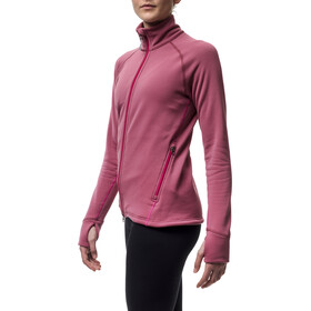 Houdini Power Jacket Women Utah Pink